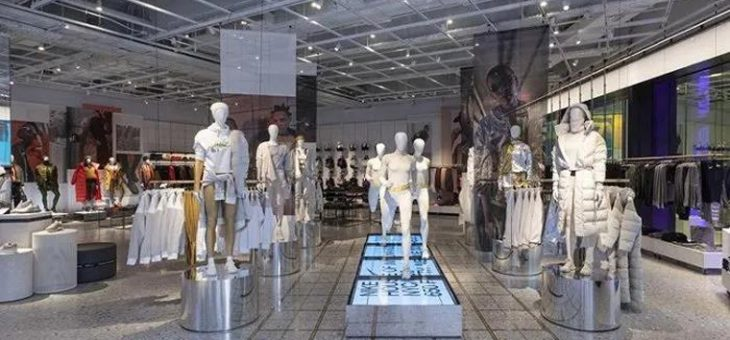 Thedigitization of shoes and clothing in 2021 has become a trend.