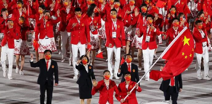 Dadi Hanger wishes the great achievements of Chinese athletes